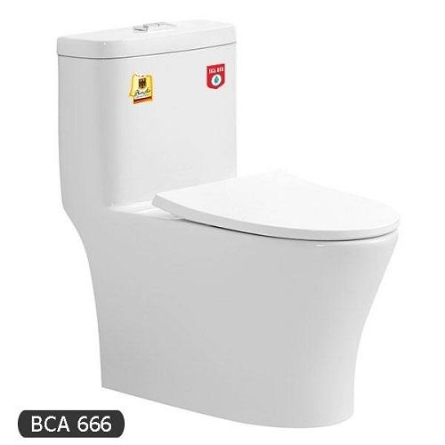 BỒN CẦU BENZLER BCA-666