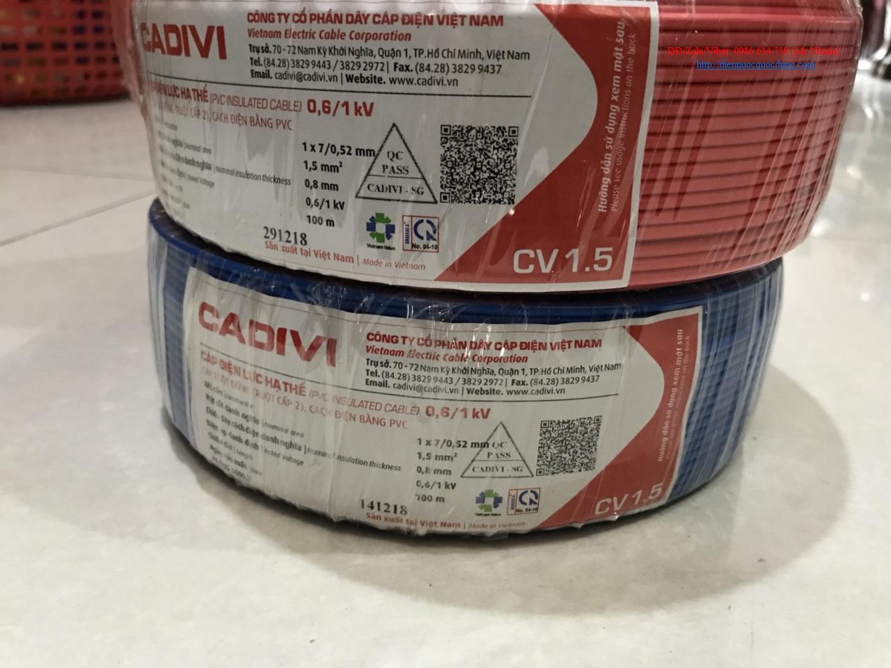 CADIVI CV1.5