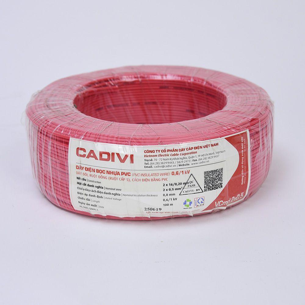 CADIVI VCmd 2x0.5