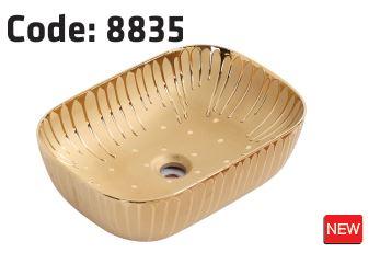 CHẬU LAVABO ĐẶT BÀN KASSANI 8835