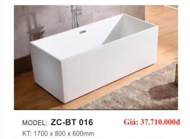 Bồn tắm CAO CẤP ZICO ZC-BT 016