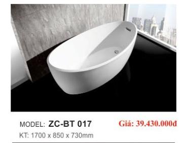 Bồn tắm CAO CẤP ZICO ZC-BT 017