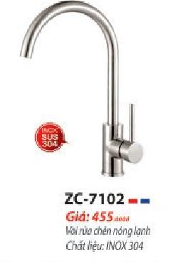 VÒI RỬA CHÉN LẠNH ZICO ZC-7102 (SUS 304)