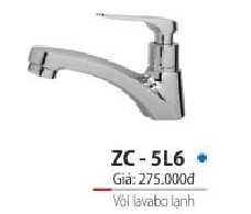 VÒI LAVABO LẠNH ZICO ZC-5L6
